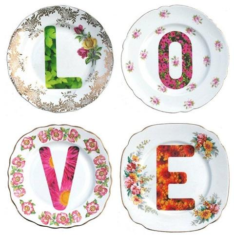 Тарелки и блюда с фотопечатью